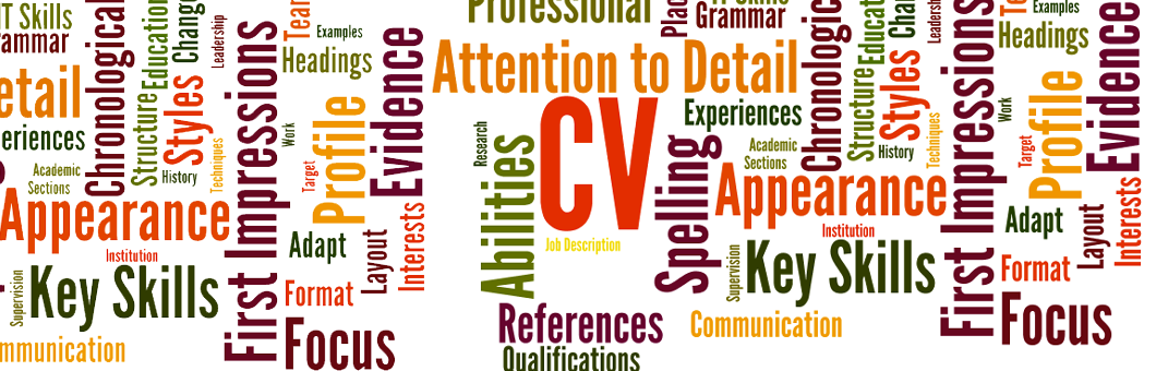 What makes a good CV?