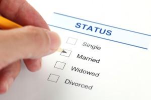 Marital Status on a CV